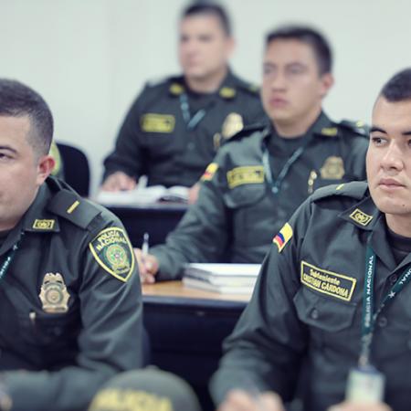 Diplomado dirección operativa del servicio de policía